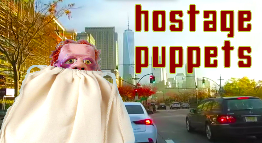 hostage puppets